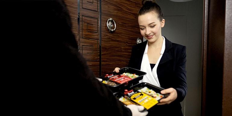Ankara Online Paket Yemek Servisi Dream Food
